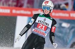 30.12.2017, Schattenbergschanze, Oberstdorf, GER, FIS Weltcup Ski Sprung, Vierschanzentournee, Garmisch Partenkirchen, Wertungsdurchgang, im Bild Anders Fannemel (NOR) // Anders Fannemel of Norway during his Competition Jump for the Four Hills Tournament of FIS Ski Jumping World Cup at the Schattenbergschanze in Oberstdorf, Germany on 2017/12/30. EXPA Pictures © 2017, PhotoCredit: EXPA/ JFK