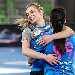 20210306: SLO, Handball - Delo EHF Women's Champions League 2020/21, RK Krim Mercator vs HBC CSKA