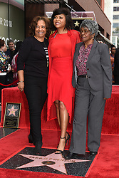 Bernice Gordon attends the ceremony honoring Taraji P. Henson with a star on The Hollywood Walk Of Fame on January 28, 2019 in Los Angeles, CA, USA. Photo by Lionel Hahn/ABACAPRESS.COM