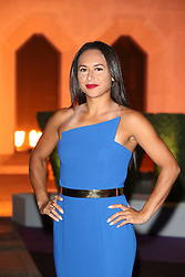 Heather Watson at the Wimbledon Champions Dinner in London<br /><br />16 July 2017.<br /><br />Please byline: Vantagenews.com