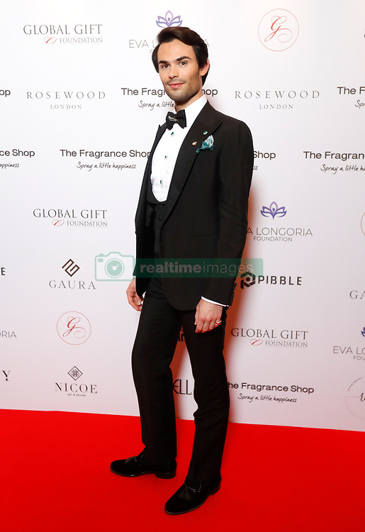 Mark-Francis Vandelli attending the 9th Annual Global Gift Gala held at the Rosewood Hotel, London.