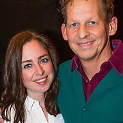 NLD/Amsterdam/20190228 - inloop Amsterdamse première musical Soof, Joep Onderdelinden en ...........