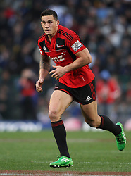 Crusaders centre Sonny Bill Williams during the Super Rugby Semi-Final match between DHL Stormers and the Crusaders held at DHL Newlands Stadium in Cape Town, South Africa on 2 July 2011...Photo by Shaun Roy / Sportzpics.net