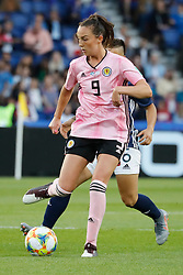 Scotland's Caroline Weir during the FIFA Women's soccer World Cup 2019 Group D match, Scotland v Argentina at Parc des Princes stadium in Paris, France on June 19, 2019. Scotland and Argentina drew 3-3. Photo by Henri Szwarc/ABACAPRESS.COM