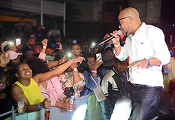 Cape Town-180610 Afrotainment artist joocy perfoming at Chippa's Place paarl Cape Town during the afro on tour  Picture:Ayanda Ndamane/African News Agency/ANA