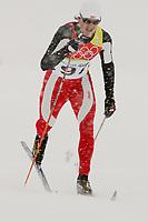 OL 2006 Langrenn menn 15km,<br />Pragelato Plan<br />17.02.06 <br />Foto: Sigbjørn Hofsmo, Digitalsport <br /><br /> Jens Arne Svartedal NOR - Norge