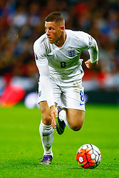 Ross Barkley of England - Mandatory byline: Jason Brown/JMP - 07966 386802 - 09/10/2015- FOOTBALL - Wembley Stadium - London, England - England v Estonia - Euro 2016 Qualifying - Group E