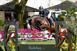 Morssinkhof Micky, (NED), Care For Love<br /> Nederlands kampioenschap springen - Mierlo 2016<br /> © Hippo Foto - Dirk Caremans<br /> 21/04/16