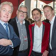 NLD/Amsterdam/20151123 - 5 jaar Delamar theater en 10 Jaar Van den Ende Foundation viering, Andre van Duin, Ernst Daniel Smid, Cornald Maas en Martin Elferink