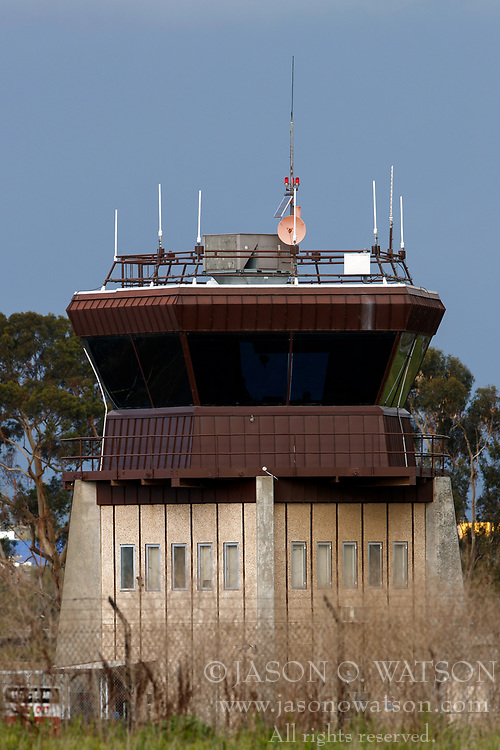 FAA control tower, Palo Alto Airport (KPAO), Palo Alto, California, United States of America