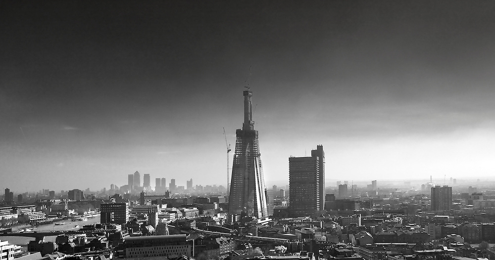 The Shard, London, Renzo Piano Architects. <br />