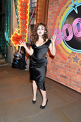 HELENA BONHAM-CARTER at a Night of Disco in aid of Save The Children held at The Roundhouse, Chalk Farm Road, London on 5th March 2015.