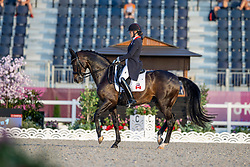 Kellock Lindsay, CAN, Sebastien, 114<br /> Olympic Games Tokyo 2021<br /> © Hippo Foto - Dirk Caremans<br /> 25/07/2021