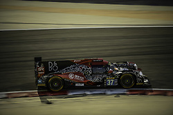 November 18, 2017 - Sakhir, BAHRAIN - 37 JACKIE CHAN DC RACING (CHN) ORECA 07 GIBSON LMP2 DAVID CHENG (USA) ALEX BRUNDLE (GBR) TRISTAN GOMMENDY  (Credit Image: © Panoramic via ZUMA Press)