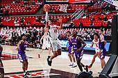 11/25/2020 Texas Tech vs Northwestern State Basketball
