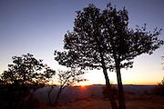 Sunrise, Divisadero, Copper Canyon, Chihuahua, Mexico