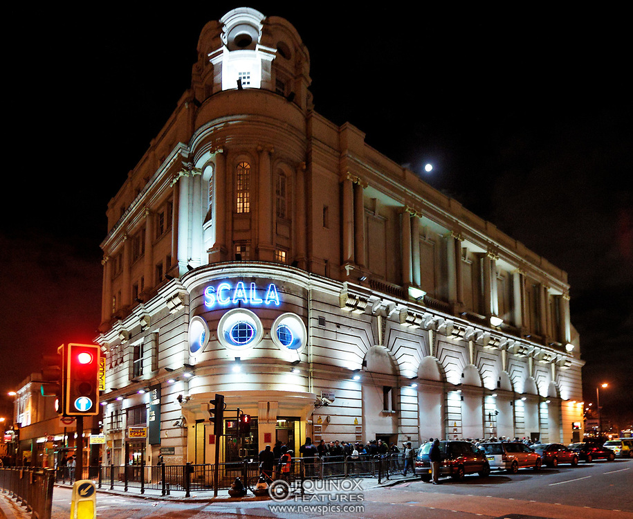 London, United Kingdom - 26 January 2008<br /> The final night of gay indie club Popstarz at the Scala, King's Cross, London, UK before it moves to its new home of Sin nightclub in Soho.<br /> (photo by: EDWARD HIRST/EQUINOXFEATURES.COM)<br /> <br /> Picture Data:<br /> Photographer: EDWARD HIRST<br /> Copyright: ©2008 Equinox Licensing Ltd. +448700 780000<br /> Contact: Equinox News Pictures Ltd.<br /> Date Taken: 20080126<br /> Time Taken: 004429+0000<br /> www.newspics.com
