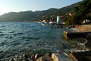 Shoreline, Orebic, near Viganj, Croatia.