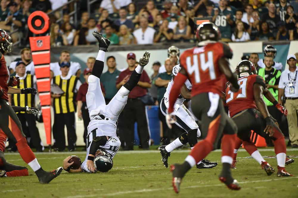 Aug 11, 2016; Philadelphia, PA, USA;  at Lincoln Financial Field. Mandatory Credit: John Geliebter-Philadelphia Eagles