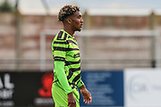 Isaiah Jones during the Pre-Season Friendly match between Cirencester Academy and Forest Green Rovers at Cotswold Academy, Cirencester, United Kingdom on 30 July 2019.
