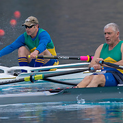 NZ Masters Mens Sculling Events