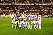 Rayo Vallecano team