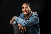 Heg0082788 . Daily Telegraph<br /> <br /> <br /> Note: Liverpool Football Club have stipulated that these images cannot be syndicated .<br /> <br /> DT Sport<br /> <br /> Liverpool Defender Virgil van Dijk<br /> <br /> Liverpool 26 April 2018