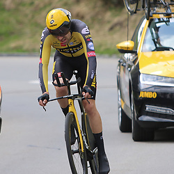 ANDERMATT (SUI) CYCLING<br /> Tour de Suisse stage 7<br /> Tom Dumoulin