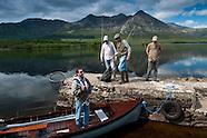 A fishing trip to Connamara, Galway and Mayo, Ireland