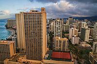 Waikiki District, Honolulu