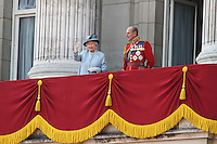 Trooping The Colour, London, UK, 11 June 2011:  Contact: Rich@Piqtured.com +44(0)7941 079620 (Picture by Richard Goldschmidt)