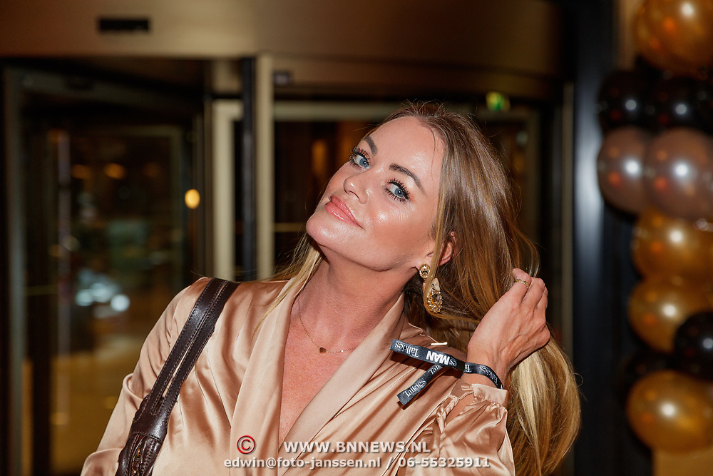 NLD/Amsterdam/20190124 - Inloop 25-jarig jubileum Talkies Magazine NL., Inge de Bruijn