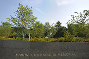 WASHINGTON (May 26, 2007) -- As work continues, large majestic trees like oaks, pines, magnolias and cherries will reinforce the spatial integrity of the The Martin Luther King Jr., Memorial and add a temporal dimension, exhibiting seasonal change and annual growth and offering opportunities for additional memorial spaces dedicated to other heroes, such as Rosa Parks and Fannie Lou Hamer, of the struggle for social justice and nonviolent social change. To commemorate the life and work of Dr. Martin Luther King, Jr., the creation of a memorial to honor his national and international contributions to world peace through non-violent social change is happening in Washington, DC.  Located in West Potomac Park, the Martin Luther King, Jr. National Memorial looks to perform an official dedication on Sunday, August 28, 2011, the 48th anniversary of the March on Washington and Dr. King's historic I Have A Dream speech.  Photo by Johnny Bivera
