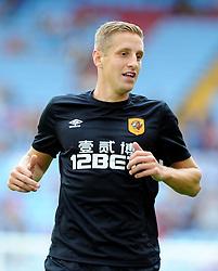 Hull City's Michael Dawson - Photo mandatory by-line: Joe Meredith/JMP - Mobile: 07966 386802 31/08/2014 - SPORT - FOOTBALL - Birmingham - Villa Park - Aston Villa v Hull City - Barclays Premier League
