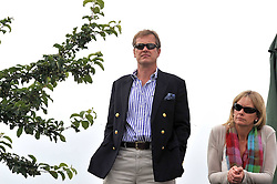 LORD IVAR MOUNTBATTEN at a charity polo match organised by Jaeger Le Coultre was held at Ham Polo Club, Richmond, Surrey on 12th June 2009.