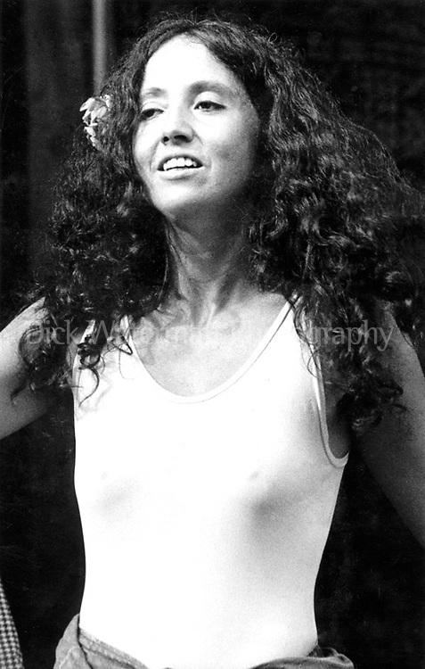 Maria Muldaur, Stowe, VT, 1973