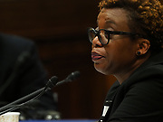 On Wednesday, February 26, 2020, Marcia Johnson-Blanco testified at Committee on Oversight and Reform hearing examining lessons from the civil rights movement on combating efforts to suppress the right to vote and how many of these lessons are particularly urgent in the face of similar voter suppression efforts today.