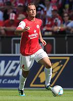 Fotball<br /> Tyskland<br /> 21.08.2011<br /> Foto: Witters/Digitalsport<br /> NORWAY ONLY<br /> <br /> Nikolce Noveski<br /> Fussball Bundesliga, FSV Mainz 05<br /> Bundesliga, FSV Mainz 05 - FC Schalke 04 2:4