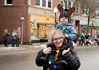 Light Up Laconia Holiday Parade.  Karen Bobotas for the Laconia Daily Sun
