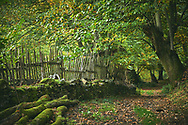 La sierra del Caurel (serra do Courel) en el Sur Este de Lugo, Galicia.<br /> <br /> The Caurel Mountain in the South East of Lugo, Galicia.Pueblo de Ferramulin o Ferramolinos, uno de los lugares mas emblematicos del Caurel<br /> Ferramulin or Ferramolinos County, one of the most emblematic places of Caurel