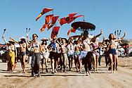 Women's March, Burning Man. Black Rock Desert, Nevada. ©CiroCoelho.com. All Rights Reserved.