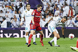 January 10, 2018 - Madrid, Madrid, Spain - Dani Ceballos (midfielder; Real Madrid) during Copa del Rey match between Real Madrid and Numancia, Round 8 match, at Santiago Bernabeu on January 10, 2018 in Madrid (Credit Image: © Jack Abuin via ZUMA Wire)