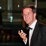 NLD/Amsterdam/20110527 - 40ste verjaardag Prinses Maxima, Premier Mark Rutte