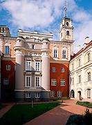 The astronomical observatory at Vilnius University, Vilnius, Lithuania