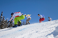 Snowboard world cup 2011 cross competition