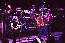 The Grateful Dead live at Radio City Music Hall, New York City Performing at this historic venue on Thursday 30 October 1980. Roll #801030-C28