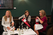 EMILY CROMPTON-CASNDY; PRINCESS BEATRICE OF YORK; GEORGIA DAVENTRY, Lunch at the Ivy Club pop up-restaurant during the preview of Masterpiece Art Fair. Co-hosted by  Count & Countess Filippo Guerrini-Maraldi, and Lord<br /> Dick Daventry. 26 June 2013