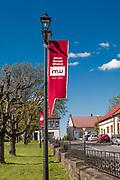 Centrum miasta Nowy Wiśnicz, Polska<br /> Center of Nowy Wiśnicz, Poland