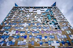 The building known as 'The Cube' in Birmingham city centre<br /> <br /> (c) Andrew Wilson | Edinburgh Elite media
