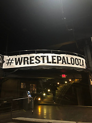 "David Arquette releases a photo on Twitter with the following caption: """"So excited to be in #Minnespolis  at #WRESTLEPALOOZA for @f1rstwrestling and show @ColtCabana that I'm no joke"""". Photo Credit: Twitter *** No USA Distribution *** For Editorial Use Only *** Not to be Published in Books or Photo Books ***  Please note: Fees charged by the agency are for the agency's services only, and do not, nor are they intended to, convey to the user any ownership of Copyright or License in the material. The agency does not claim any ownership including but not limited to Copyright or License in the attached material. By publishing this material you expressly agree to indemnify and to hold the agency and its directors, shareholders and employees harmless from any loss, claims, damages, demands, expenses (including legal fees), or any causes of action or allegation against the agency arising out of or connected in any way with publication of the material."
